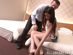 Japanese, Asian, Blowjob, Couple, Cowgirl, Cum in Mouth