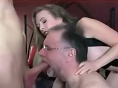 Blowjob, Blowjob, Husband, Mistress, Sucking