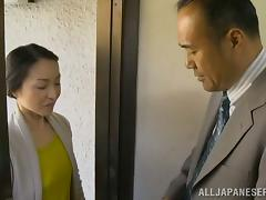 Japanese, Asian, Blowjob, Couple, Cunt, Doggystyle