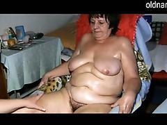 Granny, 18 19 Teens, BBW, Granny, Lesbian, Masturbation