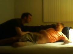 Friends have secret sex