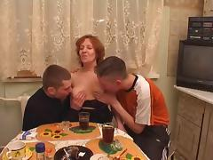 2 Sons Showing Their Love For Mom