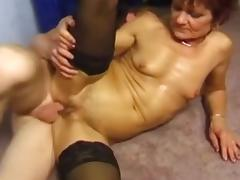 Mature woman and boy - 4