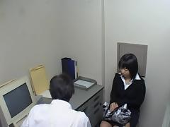 Office, Asian, Boss, Caught, Cute, Hidden