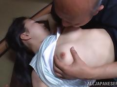 Asian Mature, Asian, Babe, Blowjob, Couple, Doggystyle