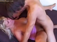 german mom fucks her shy son