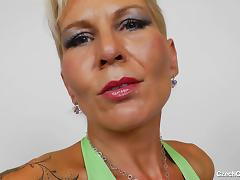 Cougar, Blonde, Cougar, Cunt, Fingering, Mature