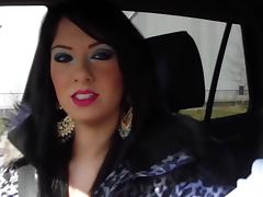 Insatiable paramours film sex in the car