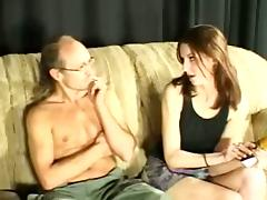 Angry Stepfather Has Spanking That Girls Hot Ass So Hard