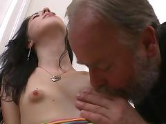All, Anal, Blowjob, Brunette, Facial, Small Tits