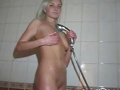 Beauty, Bath, Bathing, Bathroom, Beauty, Blonde