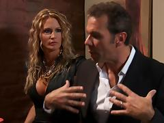 Appetizing Jessica Drake Gets Drilled In The Missionary Position