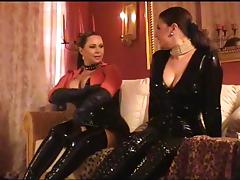 Femdom boots and boots