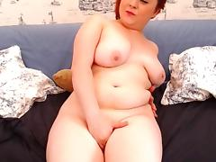 noisy bbw webcam milf