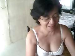 Granny, Amateur, Asian, Granny, Mature, Old