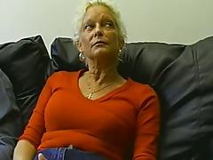 Granny, Blonde, Blowjob, Granny, Mature, Old