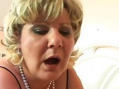 Mature Chubby Anal Sex