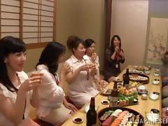 Japanese way of making an orgy is on your screen