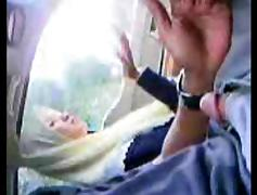 malay hijab girl giving a handjob 2