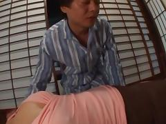Yuki Saegusa naughty Asian milf has huge tits fucked