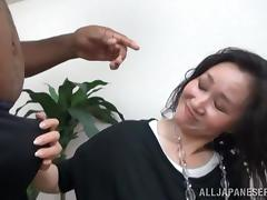 Black Granny, Asian, Black, Ebony, Japanese, Mature