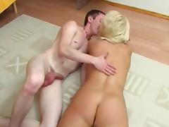 Mom and Boy, Anal, Assfucking, Mature, MILF, Russian