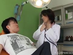 Japanese, Asian, Ass Licking, Blowjob, Couple, Hardcore
