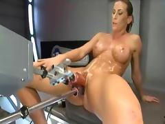 Squirt, Machine, Masturbation, POV, Riding, Squirt