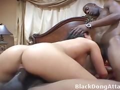 Bedroom, Bedroom, Big Cock, Big Tits, Black, Blowjob