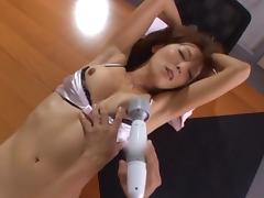 Shiho Asian teacher is kinky and pisses