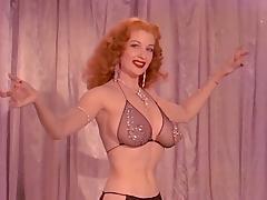 Strip, Nylon, Stockings, Strip, Undressing, Vintage