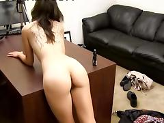Teen, Amateur, Anal, Assfucking, Audition, Blowjob