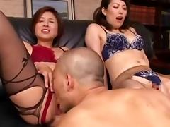 Angry, Angry, Asian, Boss, Japanese, Mature