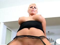 Black Granny, Anal, Assfucking, Big Cock, Big Tits, Black