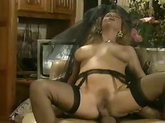 La femme en noir 1988 scene final ( director cut )