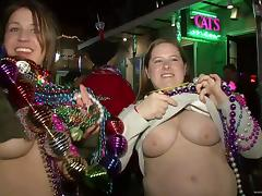 Mardi Gras, Amateur, Big Tits, Bitch, Boobs, Chubby